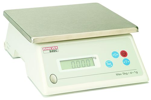 Electronic bench scale 940 C - for non-trade weighing applications